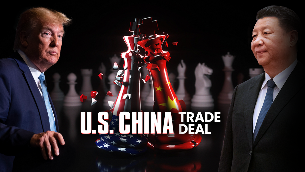US, China sign historic phase one trade deal