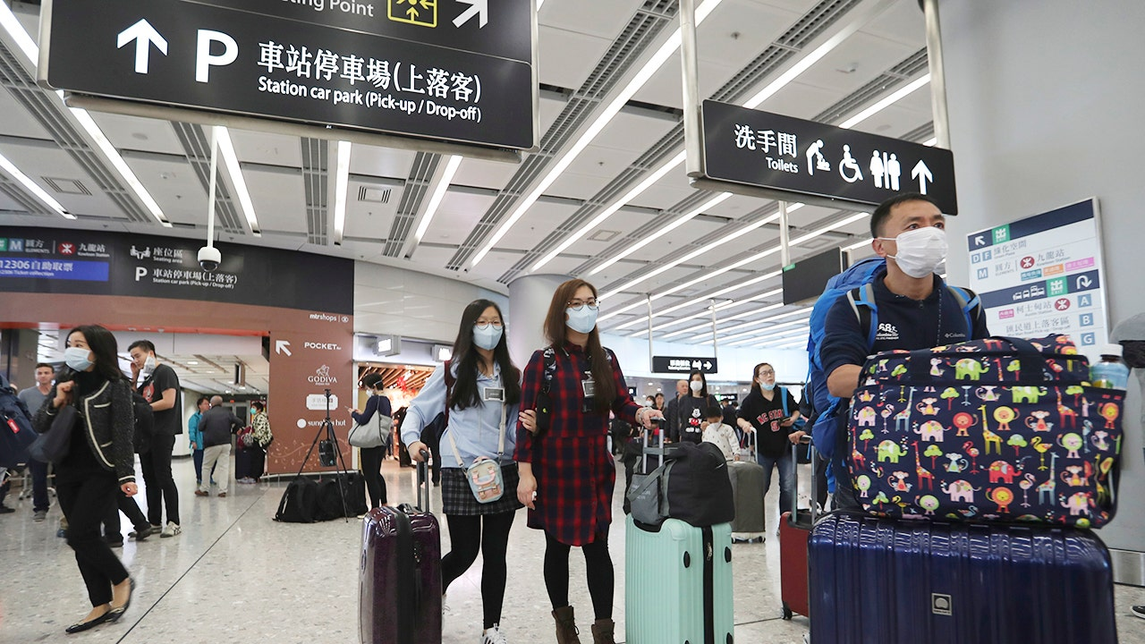 China coronavirus: thousands left Wuhan before lockdown