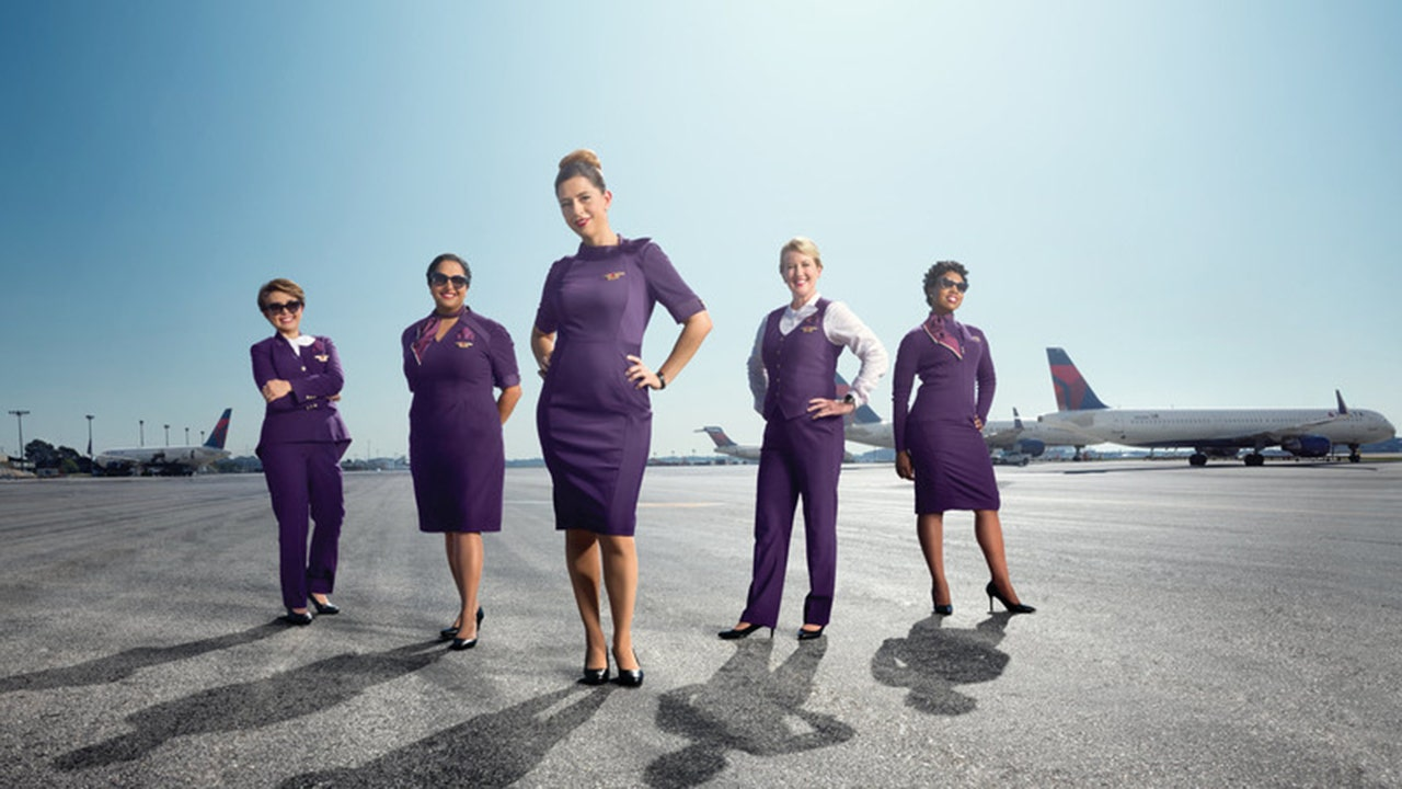 Delta will redesign 'toxic' employee uniforms after complaints about negative health reactions