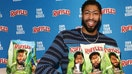 Lakers star Anthony Davis, Ruffles potato chips launch new flavor