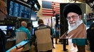 Stocks spike as Trump promises more Iran sanctions