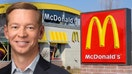 McDonald's CEO promises new culture