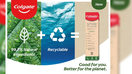 Colgate debuts first recyclable toothpaste tube