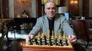Chess grandmaster: AI won't cause the downfall of mankind