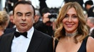 Carlos and Carole Ghosn speak out together for first time since being reunited