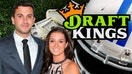 'Bachelor' couple accused of colluding to win $1M in DraftKings tournament