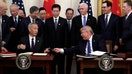 Trump's China team: Who was instrumental in the phase one deal