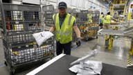 Amazon employees worry about coronavirus as they keep working