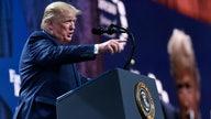 Trump touts economy in Sean Hannity Super Bowl interview