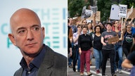 Amazon employees criticize company over climate change, say they're risking termination