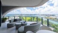 Inside luxe Zaha Hadid Miami skycraper