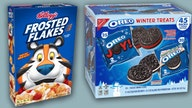 Frosted Flakes, Oreos have stock market shelf life