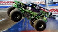 Monster Jam truck drivers gearing up for fierce competition