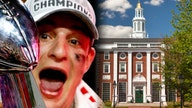 Rob Gronkowski and bros present at Harvard Business School