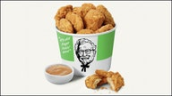 KFC to serve Beyond Meat's plant-based 'fried chicken'
