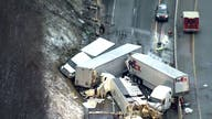 Pennsylvania Turnpike crash involving tractor trailers, tour bus leaves 5 dead