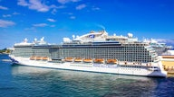 Princess Cruises' 111-day around-the-world cruise sets sail for 2020
