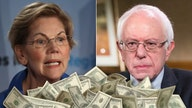Sanders' wealth tax to dent GDP more than Warren's, but rake in more revenue: Analysis