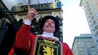 San Francisco's 'living landmark' Beefeater doorman retires after 43 years
