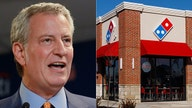 Domino's rips mayor for accusing chain of 'exploiting' customers on New Year's Eve