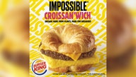 Burger King unveils new 'Impossible' breakfast sandwich