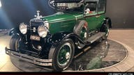Bulletproof 1928 Caddy once owned by Al Capone up for sale for big bucks