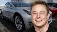 Elon Musk says Tesla 'very close to self-driving cars