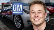 Tesla's $173B value leaves Ford, GM eating its dust
