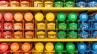 M&M's opening more stores amid retail industry struggles