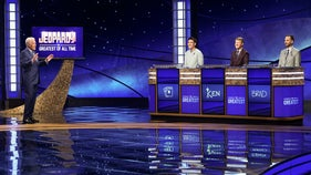 'Jeopardy! Greatest of All Time' night 2: Trebek gives a health update