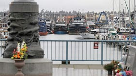 Officials call of search for missing crew after Alaska fishing boat sinks