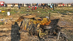 Pilot says timing of Boeing jet crash in Iran, leaving 176 dead, raises red flag