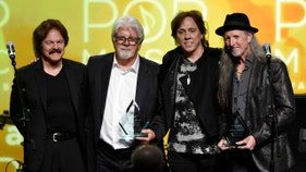 The Doobie Brothers, Whitney Houston, join Rock and Roll Hall of Fame