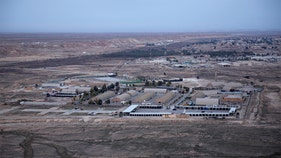 A look at the the military base that was attacked Tuesday night