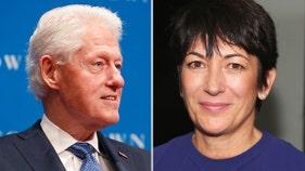 Bill Clinton photographed aboard Epstein's 'Lolita Express'
