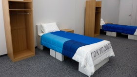 Why Olympians will be forced to sleep on cardboard beds at Tokyo Games