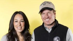 Chip and Joanna Gaines debut cable network this fall
