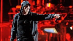 Eminem takes stance on controversial political issue in surprise new album