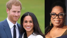 Oprah denies helping Prince Harry, Meghan Markle with 'Megxit'