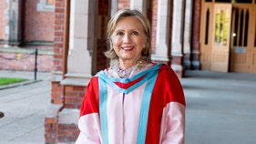 Hillary Clinton takes surprising gig outside America