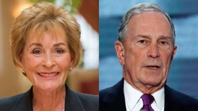 Judge Judy cuts a campaign ad for Bloomberg after ringing endorsement