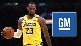 LeBron James may have new deal to help GM bring back controversial car
