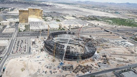 First look at the world's most connected stadium coming to Las Vegas