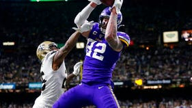 Vikings, Seahawks advance in NFL Playoffs