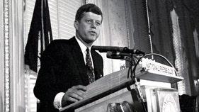 Extensive collection of JFK memorabilia hits auction block