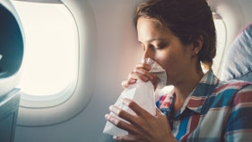 Coronavirus, flu and other illnesses: Tips for staying healthy while flying