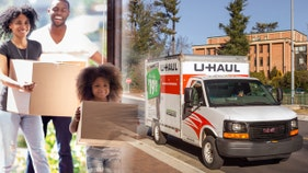 Where most U-Haul renters are going