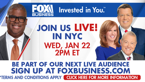 Fox Business Live Studio Audience