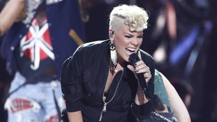 US singer Pink tweets $500K pledge to fight Australia wildfires