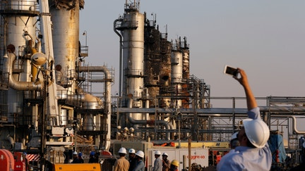 Saudi energy media says oil infrastructure secure against attacks